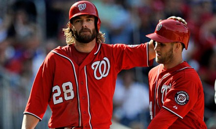 Bryce Harper Asked Jayson Werth About Playing in Philadelphia