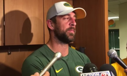 Aaron Rodgers Rips Packers Receivers After Practice
