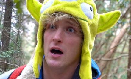 YouTuber Logan Paul Wants to Fight in the UFC