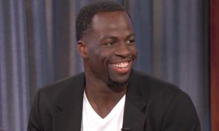 Draymond Green Says He's Not Worried About Lakers