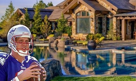 Drew Bledsoe's Oregon Mansion Has Been on the Market for Six Years