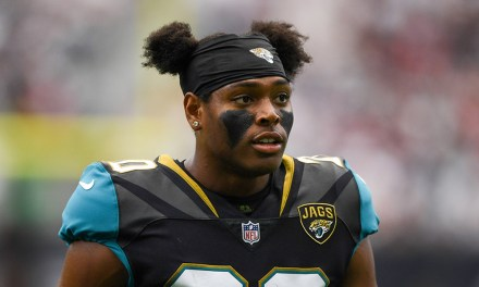 """Jalen Ramsey Suspended for a Week for """"Conduct Unbecoming of a Jaguars Football Player"""""""