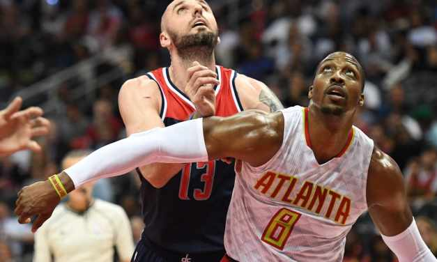 Dwight Howard's Trainer Says He Wants to 'Evolve Into' Kevin Durant