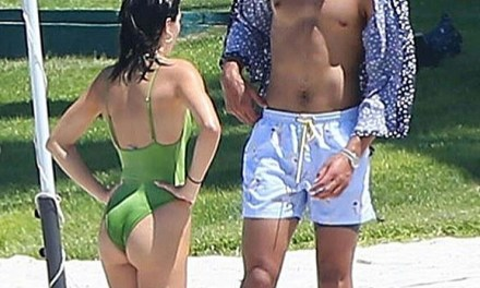 Ben Simmons and Kendall Jenner Still Doing Their Thing in Mexico