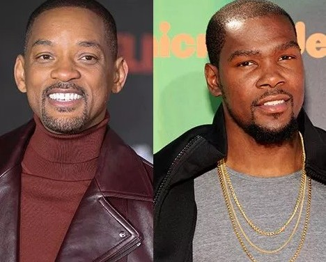 Kevin Durant Teams up with Will Smith For New Investment Fund