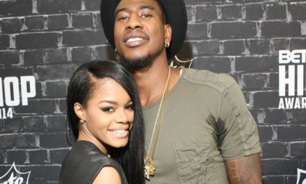 Iman Shumpert's Wife Teyana Taylor Poses for 'Playboy' Cover