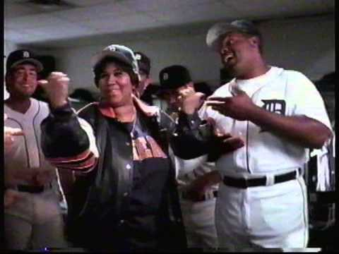 """The Detroit Tigers Show Aretha Franklin Some """"R-E-S-P-E-C-T"""" after Her Death"""