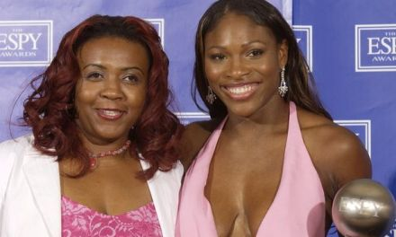 Serena Learned Her Sister's Killer Was Paroled Before Match