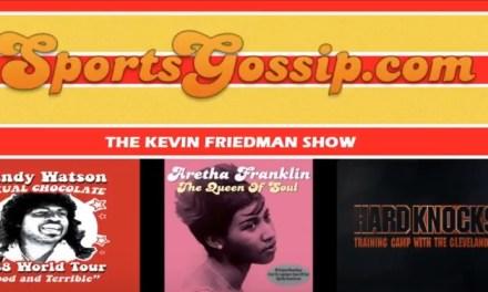 Check out SportsGossip.com's Latest Podcast — Episode #45