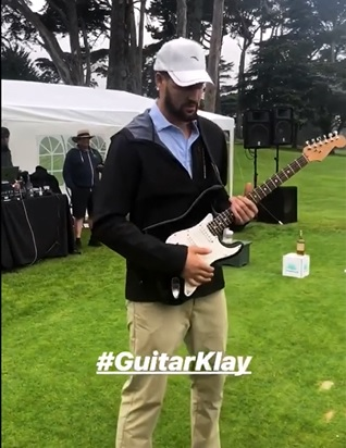 All the Highlights From Klay Thompson's Golf Tournament