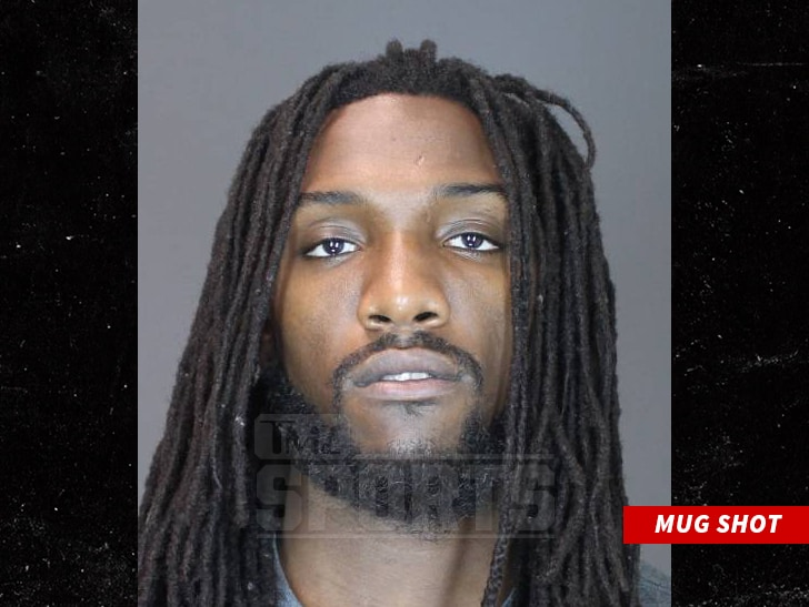Kenneth Faried was Arrested and charged with Possessing More than 2 Ounces of Marijuana