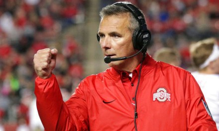 Ohio State Suspended Urban Meyer for Three Games