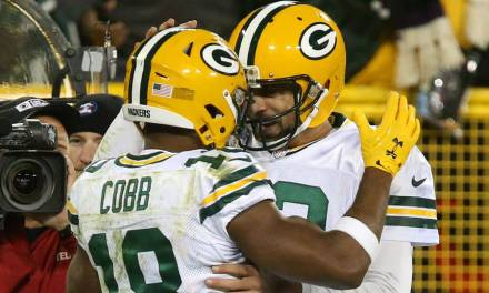 Ian Rapoport Shuts Down Rumor that the Packers are Shopping Randall Cobb