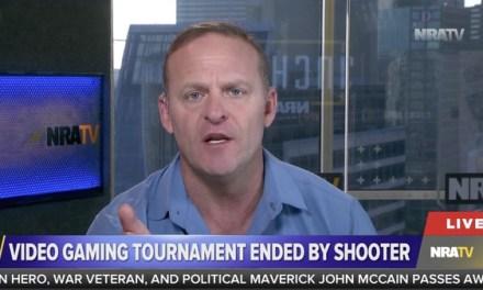 NRATV Host Criticizes Survivor of Madden Shooting for Not Hearing Gunshots