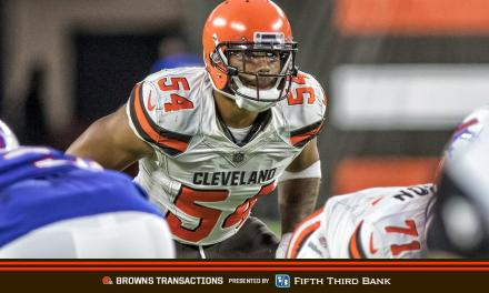 Browns Cut Mychal Kendricks After Insider Trading Charge
