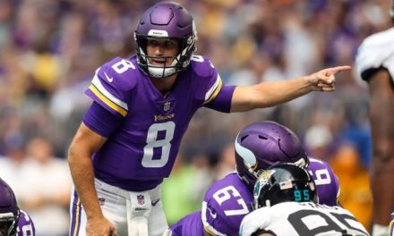 Kirk Cousins' AAA Agent Was the First Person to Find Out He Signed with the Vikings