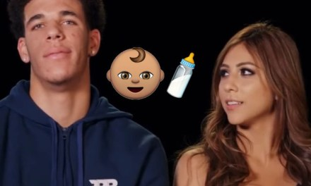 Lonzo Ball's Ex and Baby Momma Denise Garcia Threatens to Release a Tell-All