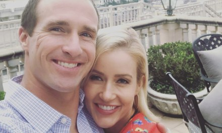 """Drew Brees was Surprised with a """"Date Night"""" by His Wife"""