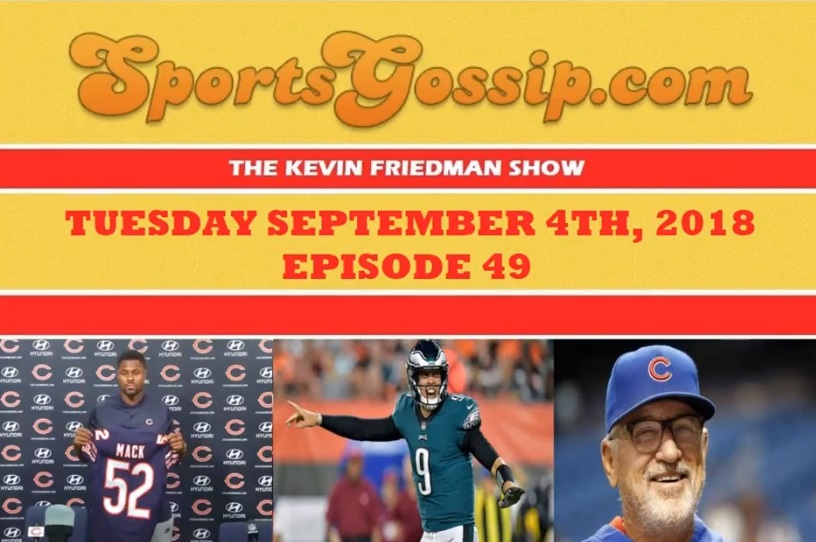 Check out SportsGossip.com's Latest Podcast — Episode #49