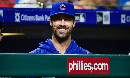 Cole Hamels Roasts Brewers Fans and the Cubs Brewers 'Rivalry'