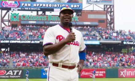 Former Phillies Star Ryan Howard Announces Retirement