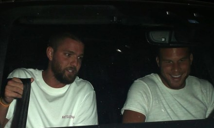 Blake Griffin and Chandler Parsons – Boy's Night at Craig's