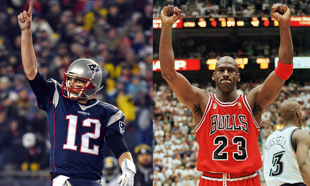 Merriam-Webster Adds GOAT To The Dictionary References Tom Brady and Michael Jordan