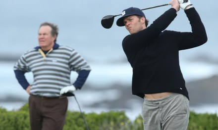 Bill Belichick Shares a Tom Brady Pebble Beach Golf Story Worth Reading