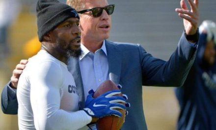 Troy Aikman Throws Shade at Dez Bryant