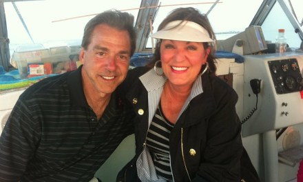 Nick Saban's Wife Terry Reacts To His Feisty ESPN Interview