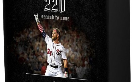 Bryce Harper Designed His Own Baseball Cards
