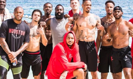 Carmelo Anthony Has Gone Too Far, He Wore a Hoodie to the Beach