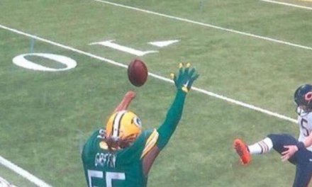 Madden Player Came a Shaquem Griffin Hand Away from Blocking a Punt