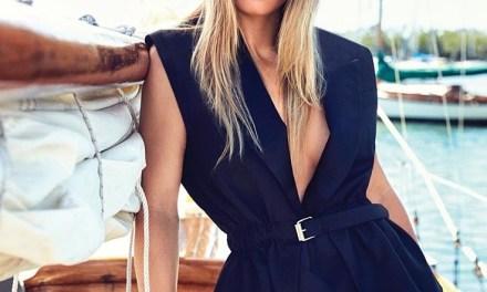 Caroline Wozniacki Covers Ocean Drive Magazine