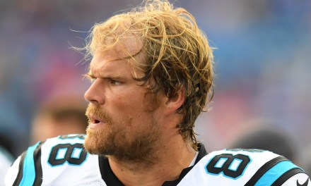 Panthers Tight End Greg Olsen Has a Fractured Foot, To Miss Significant Time