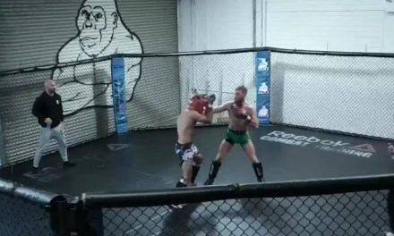 Hide Your Kids, Hide Your Wife, Conor McGregor Dropped a Training Hype Video