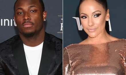 "LeSean McCoy's Baby Mama Stephanie Maisonet  Says She's ""Scared to Death"" for Son Around Him"