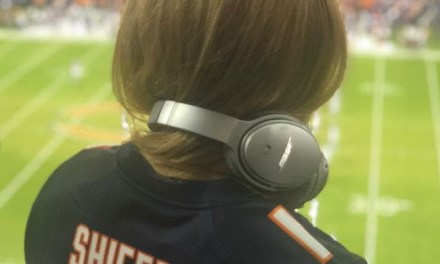 Olympian Mikaela Shiffrin is a Chicago Bears Fan