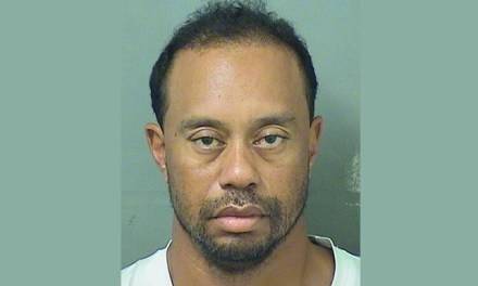 Tiger Woods' Probation for Reckless Driving Has Been Terminated Early
