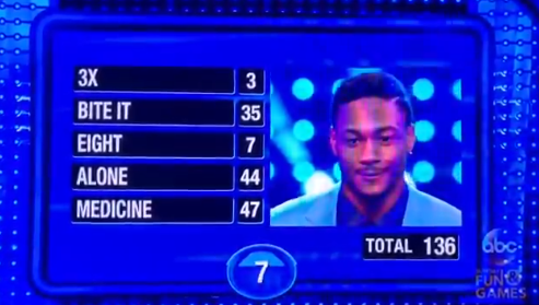 Stefon Diggs Left the Family Feud Set Laughing Uncontrollably With