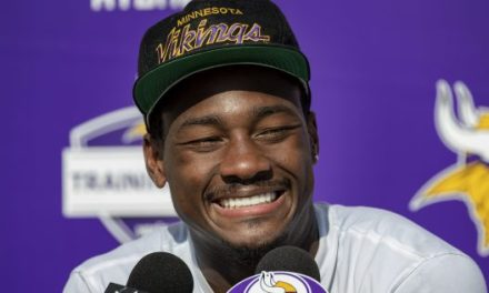 Stefon Diggs Left the Family Feud Set Laughing Uncontrollably With an Absurd Answer