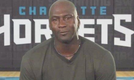 Michael Jordan to Donate $2 Million to Hurricane Florence Victims