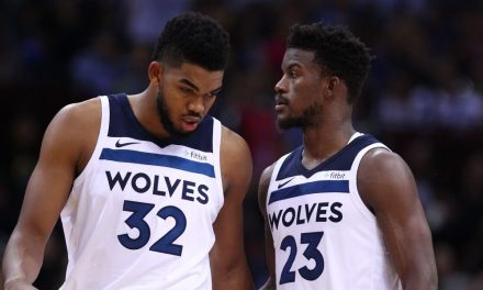 Jimmy Butler Might Want Out of Minnesota Because He Slept with Karl-Anthony Towns' Girlfriend