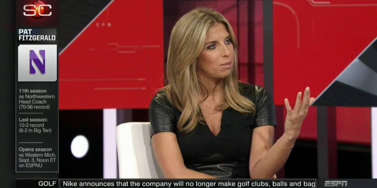 Former SportsCenter Host Sarah Walsh Joins FOX Sports