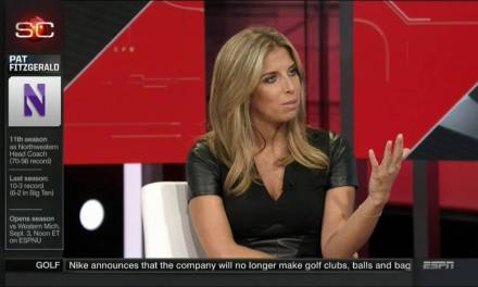 Former SportsCenter Host Sarah Walsh Joins FOX Sports