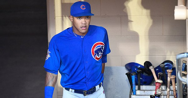 Addison Russell Placed on Administrative Leave After Ex-wife Melisa Reidy Alleges Abuse