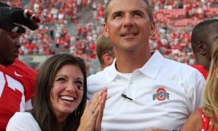 Urban Meyer's Daughter Proves Being Tone Deaf Runs in the Family