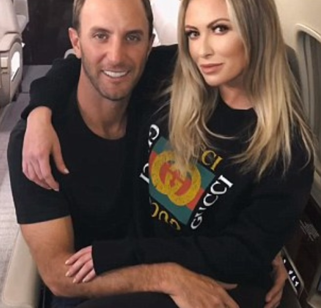 Paulina Gretzky Spends Time with the Kids as Dustin Johnson Split Rumors Continue to Swirl