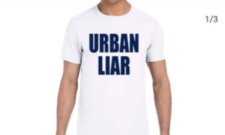 "Urban Meyer's Wife Not Happy About ""Urban Liar"" T-Shirts"