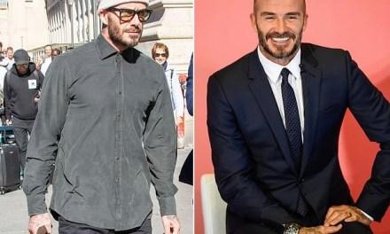 David Beckham Hair Transplant Rumors Hits the Net